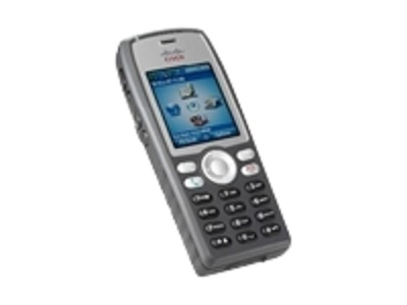 Image of Cisco Unified Wireless-G IP Phone 7925G - No Batteries / Charger Included