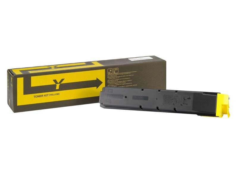 Kyocera TK 8600Y Yellow Toner cartridge