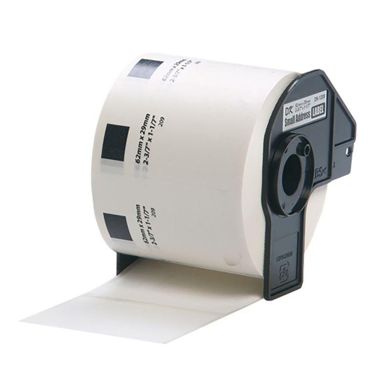 10 x Compatibile con Brother DK-11209 29mm x 62mm 800 Etichette per Indirizzi
