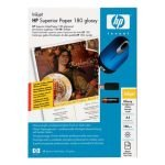 HP Superior Inkjet Paper 180 (Glossy) 180gsm (A4) 1 x Pack of 150 Sheets with FREE Mouse