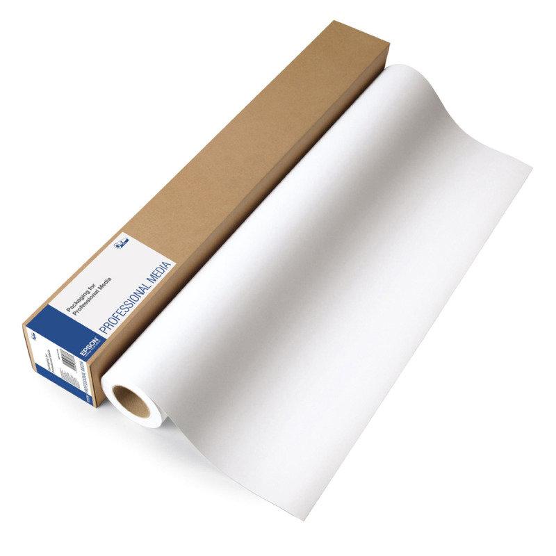 Epson Premium Luster Photo Paper - 24 in x 30m 1 Roll (C13S042081)