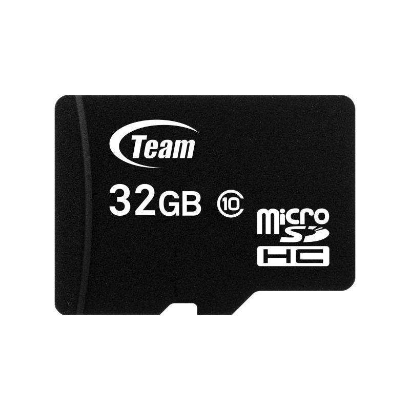 Team Group MicroSDHC 32GB Class 10 Memory Card