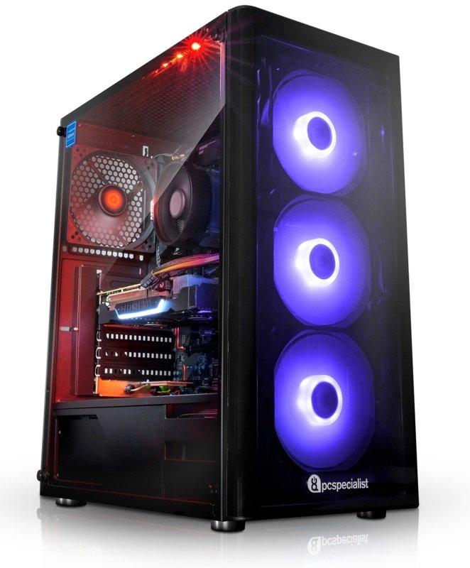 PC Specialist Vanquish Zen Fury Pro Gaming PC