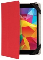 """Targus Folio Stand Universal 9-10"""" Red Tablet Case"""