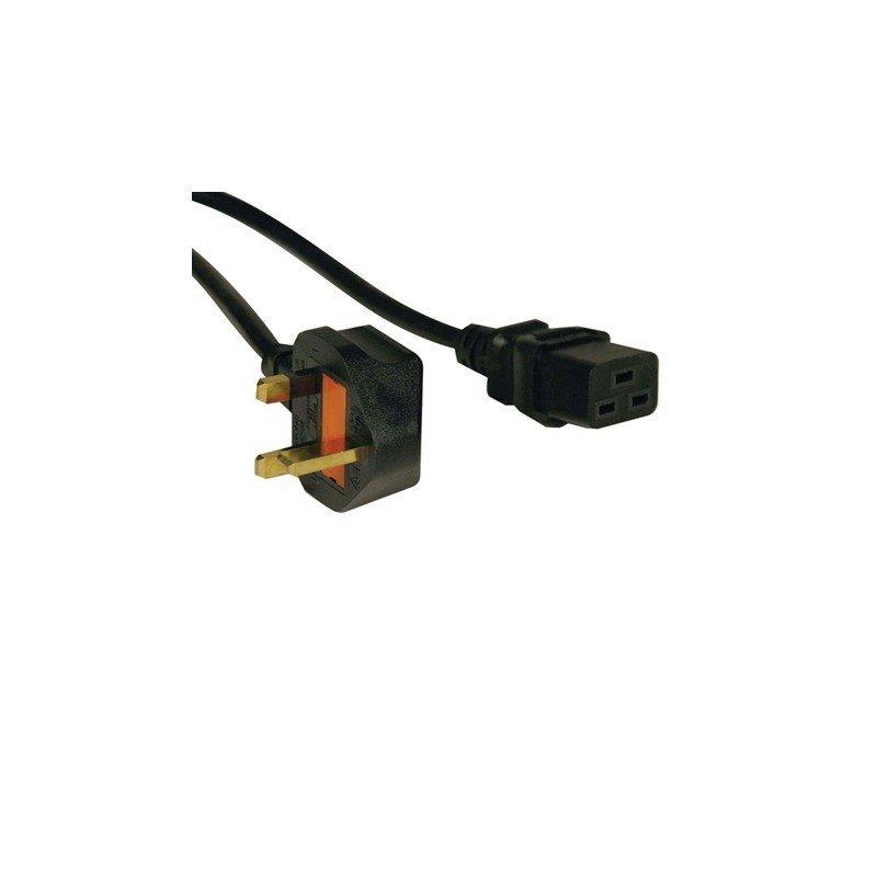 Eaton Cable 13A Uk Plug To IEC C19 Female