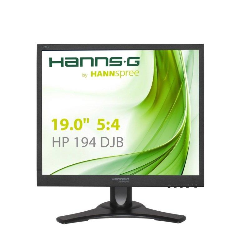 "EXDISPLAY HannsG HP194DJB 19"" LED Monitor"