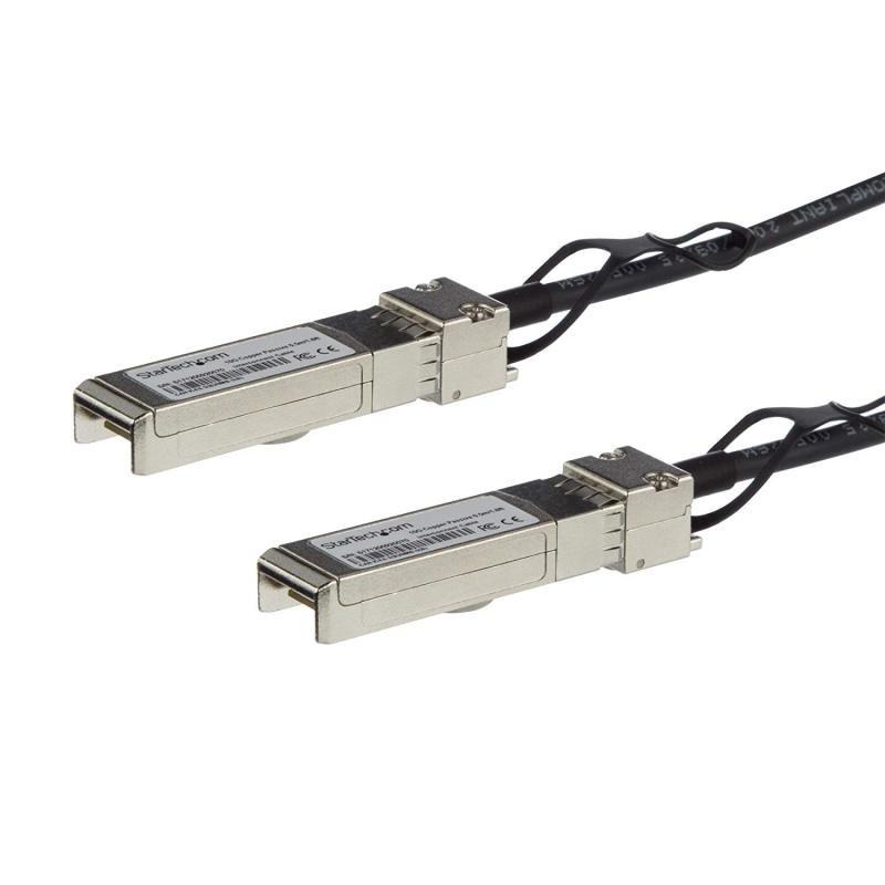 StarTech MSA Compliant SFP+ Direct-Attach Twinax Cable - 2 m (6.6 ft)