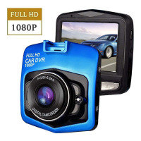 "Full HD Dash Cam DVR with 2.4"" Display"