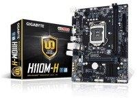 Gigabyte H110M-H Socket 1151 VGA HDMI Micro ATX Motherboard