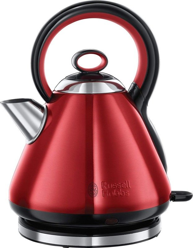 Image of Russell Hobbs 21885 Legacy Quiet Boil Kettle Red