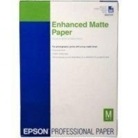 Epson Enhanced Matte Paper A3+ 192gsm 100 Sheets