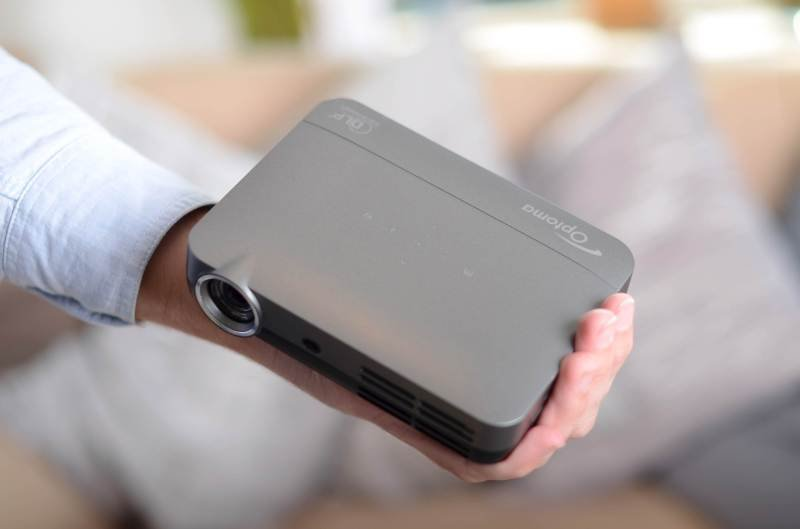 Optoma ML330 Compact Android LED Projector Grey