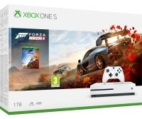Xbox One S 1TB with Forza Horizon 4