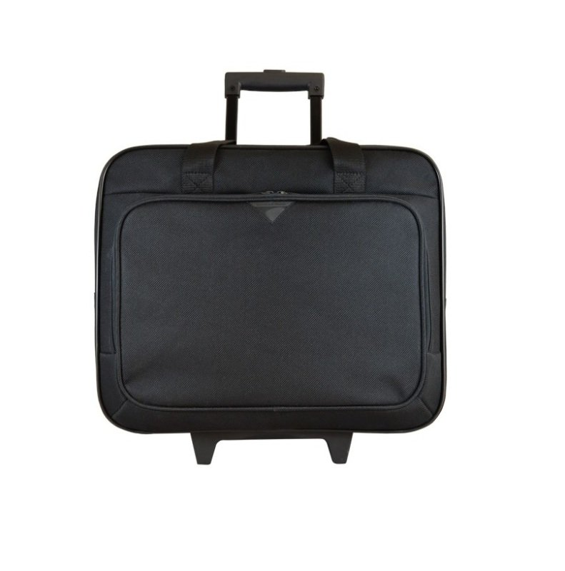 Techair 15.6 Black Business  Laptop Trolley