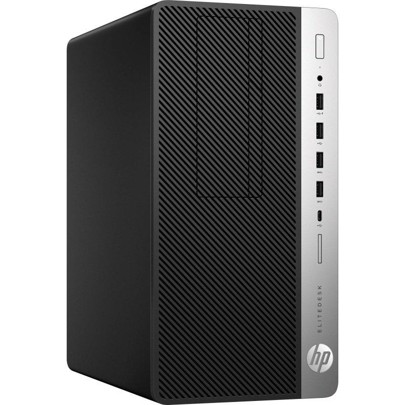 HP EliteDesk 705 G4 AMD Ryzen 5 Pro 8GB RAM 256GB SSD Win 10 Pro Desktop PC