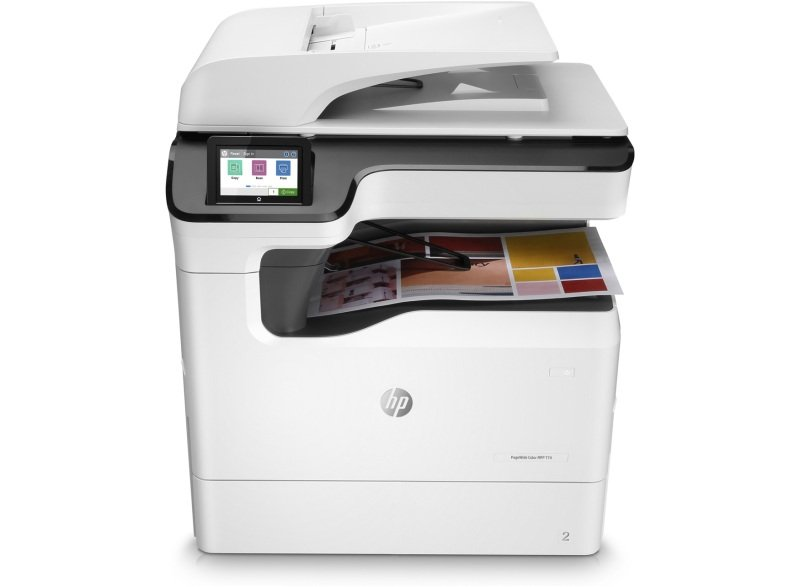 HP PageWide 774dn A3 Multi-Function Colour Inkjet Printer