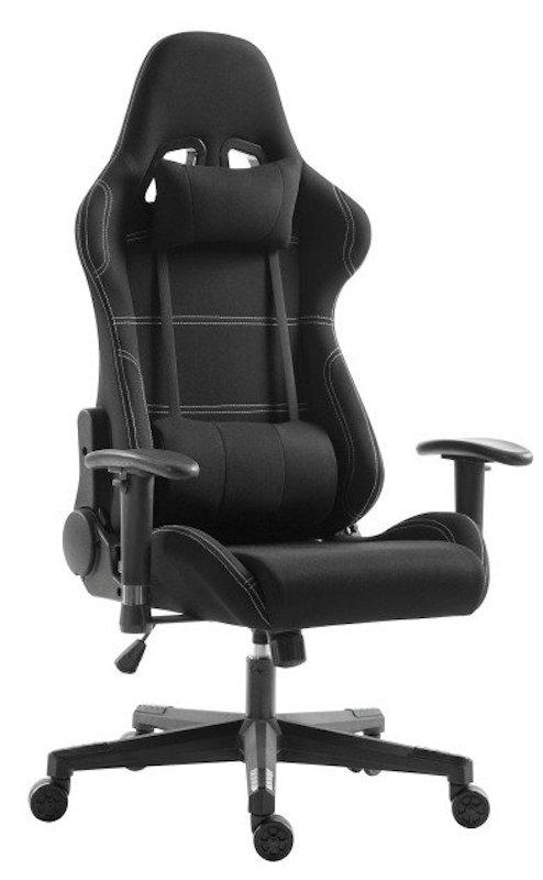 EG Premium Gaming Chair - Black Fabric