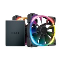 NZXT Aer RGB 2 120mm Twin Starter Pack