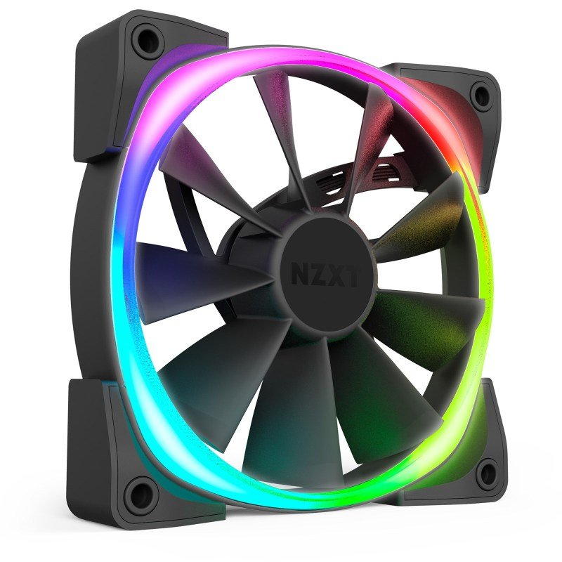NZXT Aer RGB 2 140mm Single Fan