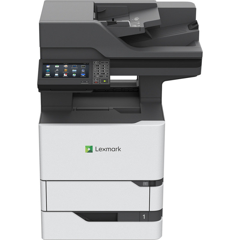 Lexmark MX722adhe A4 Mono Multifunction Laser Printer
