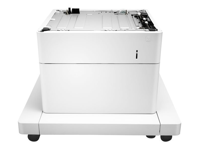 HP LaserJet 1 x 550 Paper Feeder and Cabinet