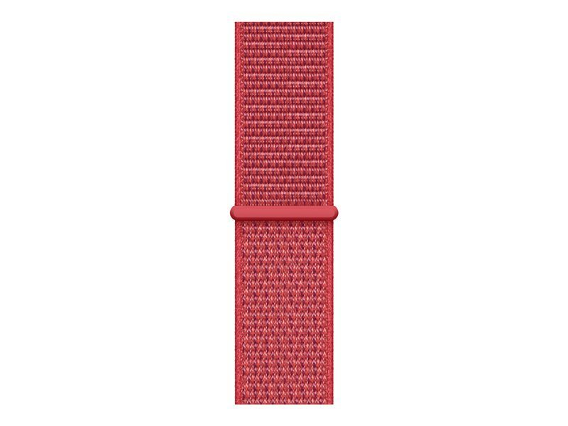 APPLE WATCH 40 RED SPORT LOOP cheapest retail price