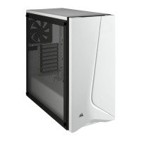 Corsair Carbide Series SPEC-06 Glass White LED Midi PC Gaming Case