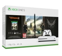 Xbox One S 1TB with The Division 2
