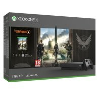 Xbox One X 1TB with The Division 2