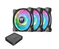 Thermaltake Riing Duo 12 RGB 120mm 3 Fan Pack