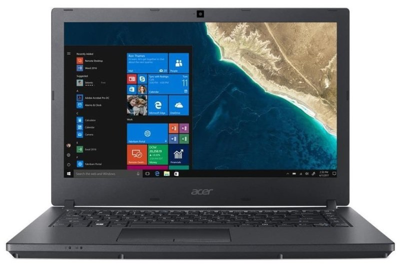 "Image of Acer TravelMate P2 (TMP2510) Laptop, Intel Core i5-8250U 1.6GHz, 8GB RAM, 256GB SSD, 15.6"" Full HD, No-DVD, Intel HD, WIFI, Windows 10 Pro"