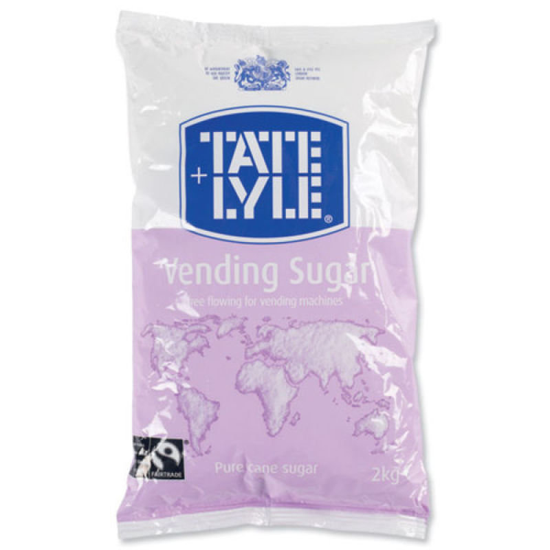 Tate & Lyle 2kg White Vending Sugar