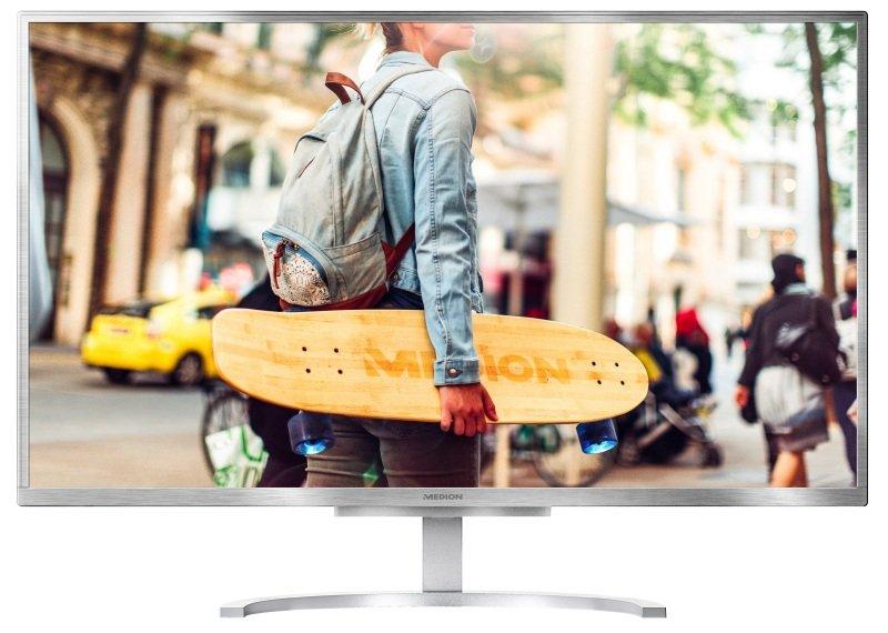 "Image of Medion E23401 All in One Desktop PC, Intel Core i5-8250U 1.6GHz, 8GB RAM, 2TB HDD, 23.8"" Full HD, Intel UHD, WIFI, Windows 10 Home"