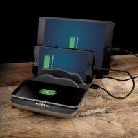 Veho TA-7 4 Port Charging Hub with Wireless Charging