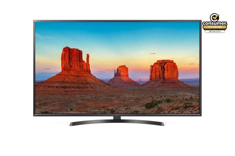 """LG 43UK6400PLF 43"""" Ultra HD 4K Smart TV"""