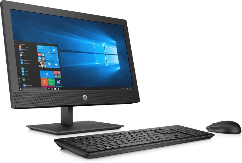HP ProOne 400 G4 Intel Core i5 8GB RAM 256GB SSD Win 10 Home Desktop PC