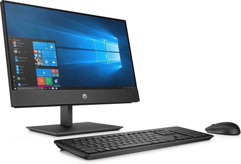 HP ProOne 600 G4 Intel Core i5 8GB RAM 256GB SSD Win 10 Pro Desktop PC