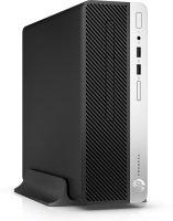HP ProDesk 400 G5 SFF Desktop + Monitor