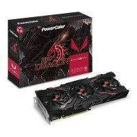 EXDISPLAY PowerColor Red Dragon RX VEGA 56 8GB HBM2 Graphics Card