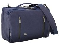 "Wenger Cityrock 16"" Convertible Backpack - Navy"