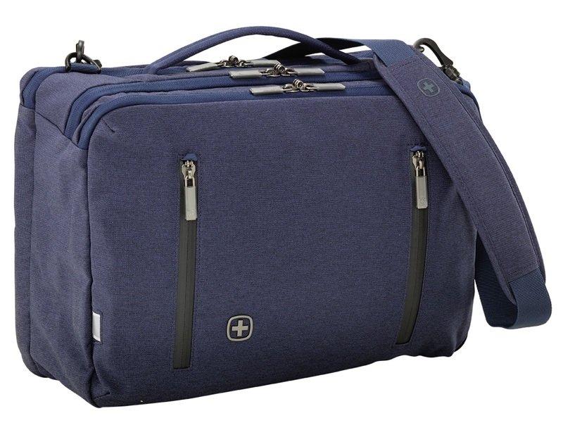 "Wenger Cityrock 16"" Convertible Backpack - Navy"