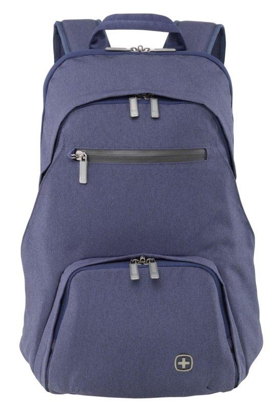 Wenger CityDive 16'' Laptop Backpack Navy