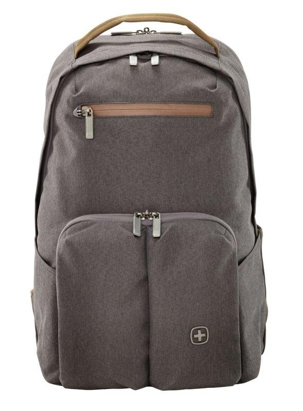Wenger CityGo 16'' Laptop Backpack Grey