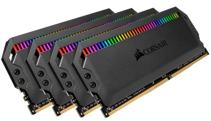 Corsair Dominator Platinum RGB 32GB (4 x 8GB) DDR4 3600MHz