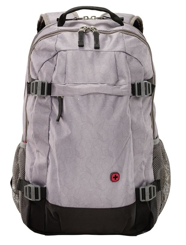 Wenger WaveLength 16'' Laptop Backpack Grey
