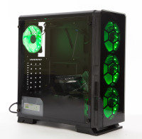 EXDISPLAY EG Diamond ATX Tower Case