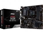 MSI B450M PRO-VDH PLUS DDR4 AM4 mATX Motherboard