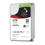 "Seagate IronWolf Pro 12TB NAS Hard Drive 3.5"" SATA III 6GB's 7200RPM 256MB Cache"