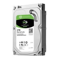 "Seagate BarraCuda 2TB Desktop Hard Drive 3.5"" 7200RPM 256MB Cache"
