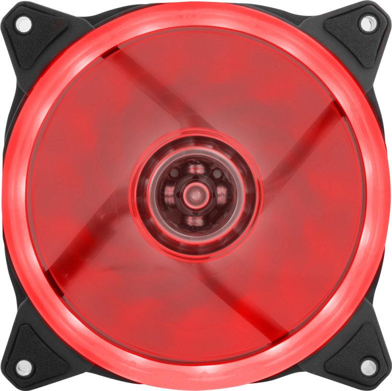 EG 120mm Red Ring Fan